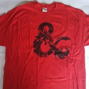 Lootcrate Dungeons and Dragons T-Shirt
